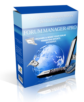 Cover Forum Manager 4Pro