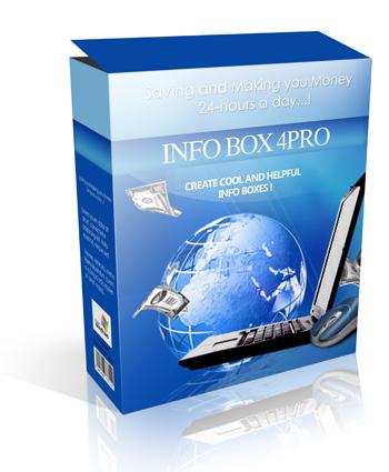 Cover Info Box 4Pro