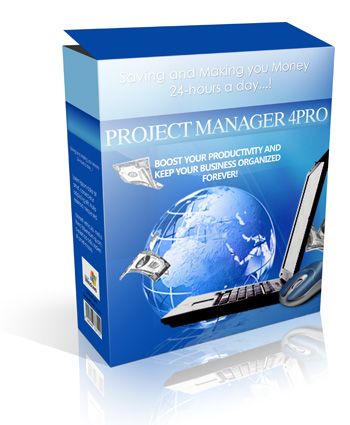 Cover Project Manager 4Pro